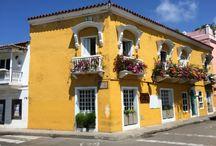 Cartagena de Índias inspiration / Mas bela ciudad em Colombia