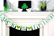 St Patricks Day Celebrations / by SCOUT