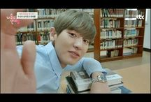 JTBC with Chanyeol / dating with chanyeol oppa