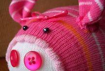 Sewing (toys & kid stuff) / by Amy Mayen
