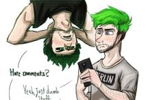 Anti and Jack and Mark