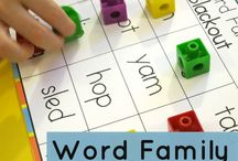 Sight Words/ Word Families / by Kelly Parker