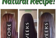 Hair Recipes♡