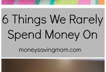 Frugal Living / Frugal Living, Budgeting, Meal prep