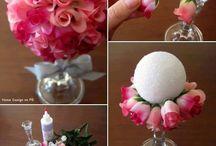 Wedding - table decoration