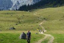 Trekking Tirol / Reisebericht und Tourenvorschläge in Tirol