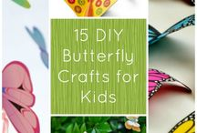 Crafts For Kids / Manualidades para Niños / by Mama Latina Tips