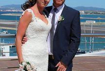 Sweet Gibraltar Weddings (Sunborn Weddings)