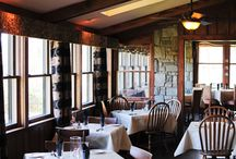 Restaurants in Blowing Rock / With over two dozen dining options in town, you can always find something to suit your appetite.