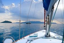 Sailing / by Foksie 007