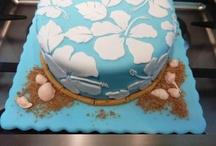 Anniversaire Hawaïen / Préparation de l'anniversaire des 7ans de Charlize.