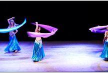 Le Sirene del Nilo coreografia Poi Veil