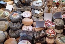 Fromage / With close to 500 types of Cheese made in France, what's there not to love about Fromage!