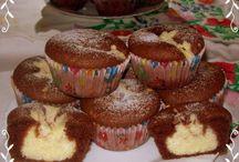 Édes és sós muffin, cupcakes