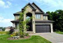 Owen Homes / Owen Homes custom luxury homes located in Waterloo, ON - White Tail Crossing