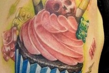 Tattoos with Food