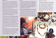Jewellery By Shalini / Handcrafted Jewellery by Shalini Austin (Me!)