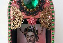 Frida Kahlo, dia de la muerte
