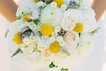 Wedding: Lakeside Lemon / Lemon yellow offset with shades of grey!