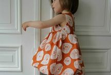 kids bubble dress