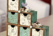Kutu ve sandık boyama