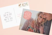 Wedding Stationary-Invitations,Save-the-dates, Place cards, etc. / by Jeanie Gregorich