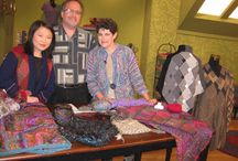 mitered knitting