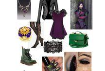 Idéer for kostymer