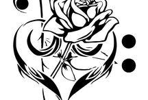 tetoválások / Minták