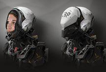 Cyberpunk + Dystopia