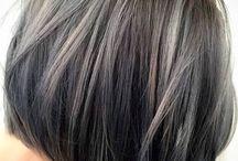 gri saç