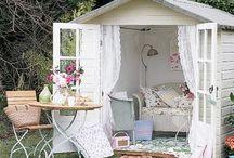 Garden house /sheds