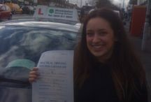 East Sheen / People who passed their driving test with Wimbledon Driving School who are from East Sheen