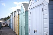 Riviera Hotel Local Attractions / Visit the beautiful wooded area of Alum Chine. Rent one of the famous colourful Alum Chine beach huts and walk along the sandy beaches