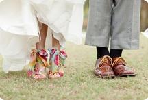 {Wedding Ideas}  Shoes