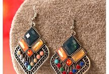 Buy Earrings Online For Women Girls / Beautiful earrings for those who love to be different. Choose from our wide collection of earrings available in assorted color and design at IGP. Shop Now @ https://www.igp.com/earrings-jhumkas