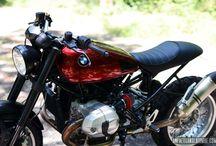 street tracker motorcycle bmw