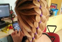 Coiffure mariage Steph / Coiffure
