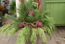 Holiday-Rustic and Natural / by A Floral Touch