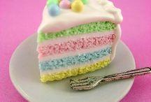 cake dan brownies