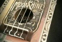 Cigar Box Guitars