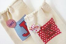 Candy Bag Ideas / by Cynthia Luna