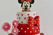 Minnie Cakes