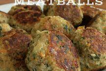 Meatballs & Burgers