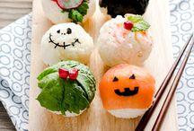 Sushi / Legumes