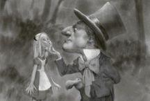 Alice in W:Art/Bobby Chiu / Alice in wonderland (illustrator)