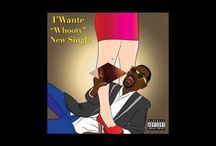 I'Wante -- New Music / by King I'Wante