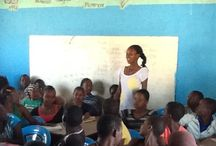 Educational Camp for Teenage Girls Fundraiser / This is our current online fundraiser to raise $10,500. for 3 educational camps for teenage girls in 2015.