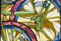 Bicycles / by Nancy Gorla