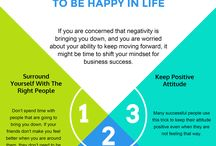 How To Be Happy / There are two ways to be happy, Surround Yourself With The Right People and Smile More
